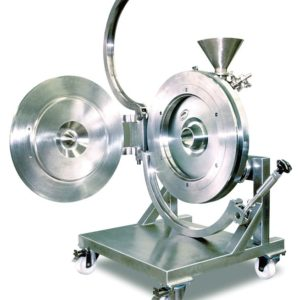 spiral jet mill AS