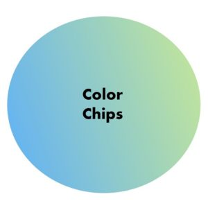 color chips